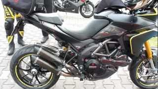 7. Ducati Multistrada 1200 S ''Full Carbon'' 150 Hp 2011