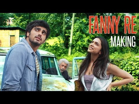 Fanny - If you think the Fanny Re video is crazy, wait till you see the making of the video! Watch Deepika Padukone, Arjun Kapoor, Naseeruddin Shah, Pankaj Kapur and Dimple Kapadia have some insane...