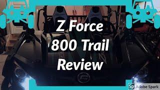 10. Legotopia Reviews (ZFORCE 800 Trail 2018 UTV)