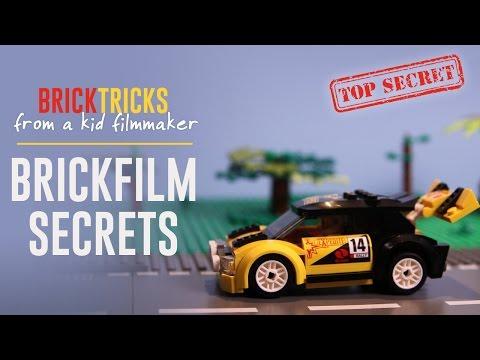 LEGO Brickfilm Secrets Revealed - Brick Tricks - Episode 4