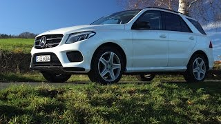 ' 2016 Mercedes-Benz GLE-Class / GLE 400 ' Test Drive & Review - TheGetawayer by The Getawayer