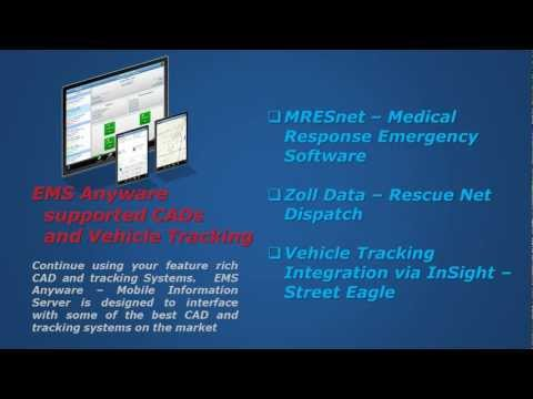 Video of EMS Anyware - Mobile Manager