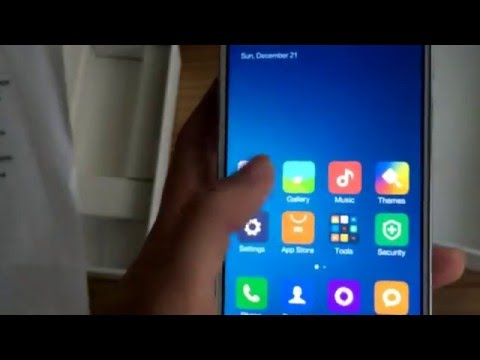 XIAOMI REDMI 3 First Look & Unboxing
