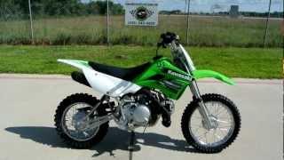 7. On Sale Now $1,999: 2013 Kawasaki KLX110