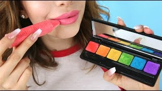 5 Ways To Turn Chalk Into Makeup!My Previous Video➜ http://bit.ly/2mi5lX5CLICK for a surprise➜ http://ctt.ec/biWpNCHECK OUT:5 Ways To Turn Crayons Into Makeup! ➜  http://bit.ly/2kC3nzT.............................................................................................STALK MY PERSONAL ACCOUNTS:Snapchat ➜ https://www.snapchat.com/add/juliagilmanTwitter➜ https://twitter.com/BeautyTakenInInstagram ➜ http://instagram.com/JuliaGilmanFacebook➜ http://www.facebook.com/BeautyTakenInTumblr➜ http://beautytakenin.tumblr.com/.............................................................................................BUSINESS INQUIRES: JuliaGilmanBiz@gmail.com