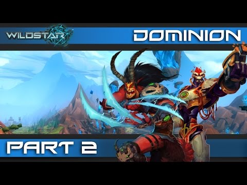 WildStar – Dominion Gameplay Walkthrough Part 2 – Eldan Territory
