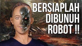 Video 5 Robot Pembunuh yang Siap Memusnahkan Umat Manusia di Masa Depan! MP3, 3GP, MP4, WEBM, AVI, FLV Februari 2018