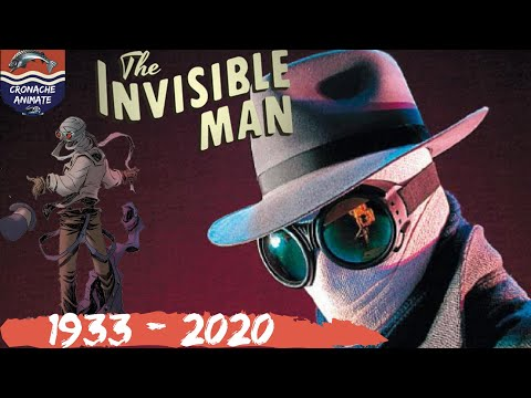 The Invisible Man (1933 - 2020) - Movies, TV Series, Toons | with IMDB Rating