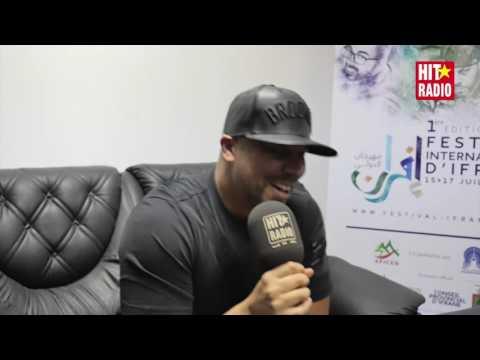 Nayda m3a Muslim au Festival International d'Ifrane