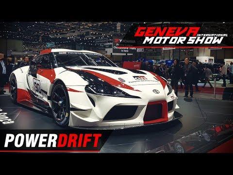 Toyota GR Supra - The legend is back, almost : Geneva Motor Show 2018: PowerDrift