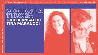 Giulia Ansaldo e Tina Maraucci