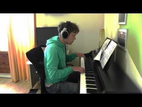 Zara Larsson - Uncover - Piano Cover - Slower Ballad Cover