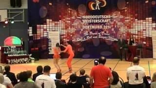Amila Okanovic & Tim Huber - Norddeutsche Meisterschaft 2014