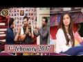 Salam Zindagi   Latest Show With DhoomBros Entertainer   1st February 2017   ARY Zindagi