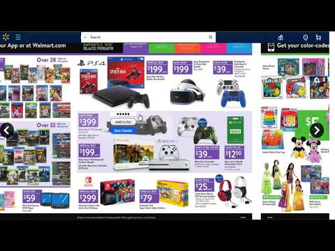 Black Friday Walmart 2018 quick review//revisión rápida//