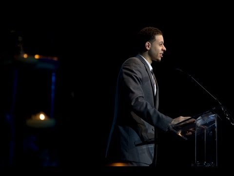 seth - Recap of Seth Curry's introduction and speech at the 2013 Duke Basketball Banquet.