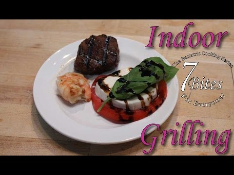 Bariatric Friendly Indoor Grilling! 7 Bites Season 4 Episode 5