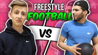 Video COMMENT FAIRE DU FREESTYLE FOOTBALL ?! - TIM (Ft. WASS) MP3, 3GP, MP4, WEBM, AVI, FLV Oktober 2017