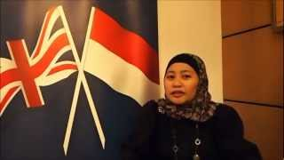 Dyah Widiastuti, Chevening Alumni 2010-2011 from Indonesia who studied at University College London, shares her story about...