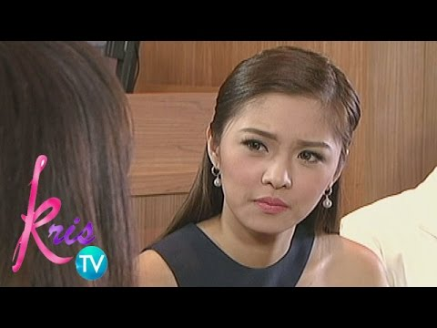 Kris TV: Kim on cheating and being faithful