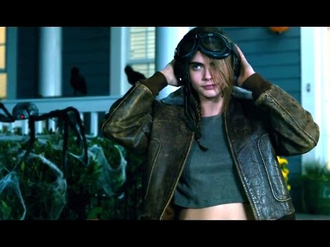 Paper Towns Official Trailer #2 (2015) Cara Delevingne Movie HD