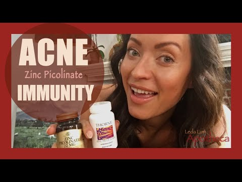 💪🏽✨Cure your acne 💥 colds and more! Zinc picolinate✨