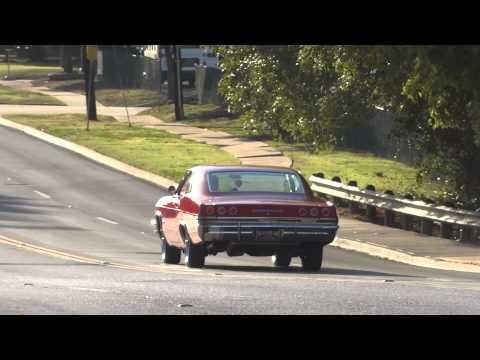 Chevrolet impala ss 396 фото