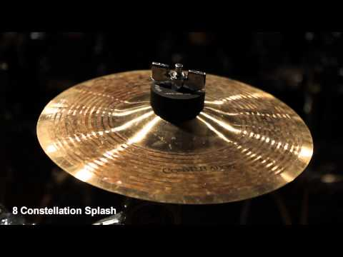 Supernatural Cymbals 8 Constellation Splash