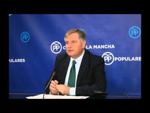 Cañizares denuncia el entreguismo de Podemos al PSOE de CLM