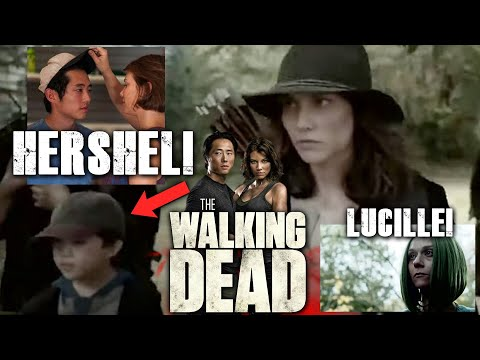 The Walking Dead Season 10 Extended Trailer - First Look at Hershel & Lucille!