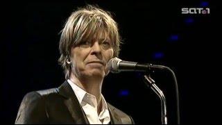 David Bowie – Rebel Rebel (Live Berlin 2002)