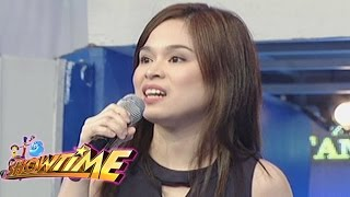 Video Tawag ng Tanghalan: Jennie Gabriel impersonates Angel Locsin MP3, 3GP, MP4, WEBM, AVI, FLV September 2018