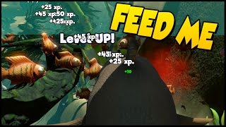 Feed and grow fish ep 1 fish feeding frenzy feed for Feed and grow fish online
