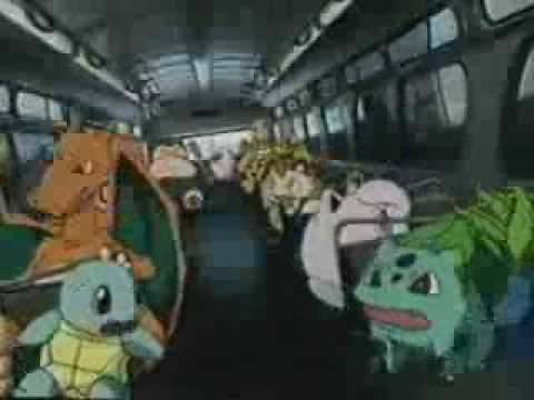 Pokemon Red & Blue Game Boy Commercial (1996)