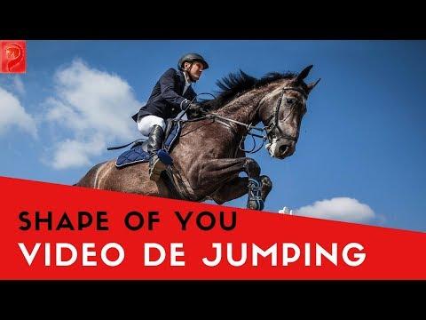 Shape of You Ed Sheeran // Musique en vidéo de Jumping