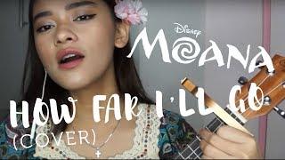 Video How Far I'll Go | Moana (Cover) download in MP3, 3GP, MP4, WEBM, AVI, FLV January 2017
