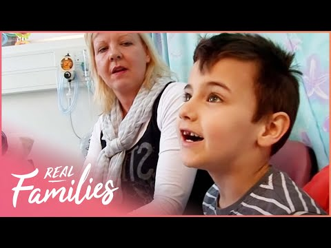 Little Boy Gets Meningitis | Temple Street Children's Hospital | Real Families with Foxy Games
