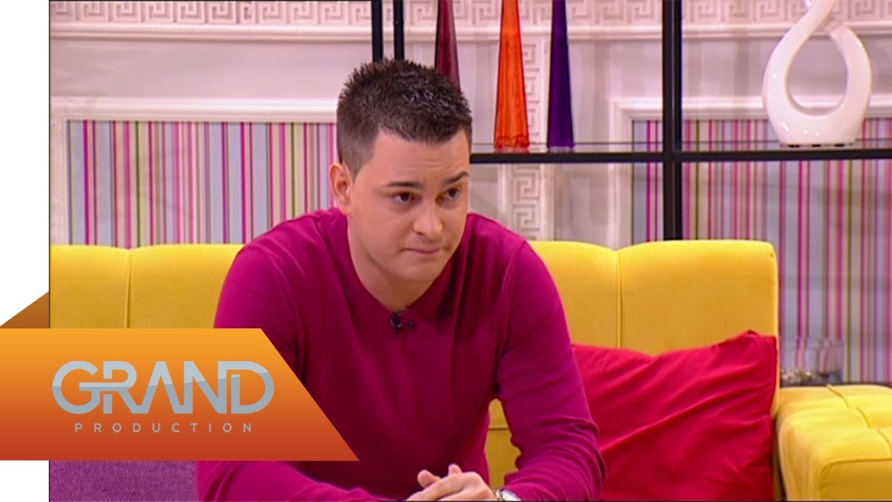 Marko Kostić, Nikolina Kovač, Dejan Nedić Tejovac – Grand Magazin – (TV Grand – februar)