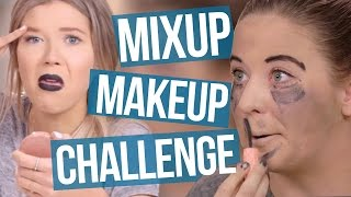 Most Pointless Makeup Challenge Ever (Beauty Break) by Clevver Style
