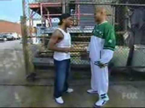 Gangsta Funny Fight