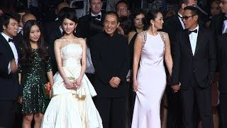 'Coming Home' Red Carpet at the 67th Cannes Film Festival