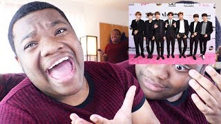 """Due to your Twitter requests, I Review The BBMA Fashion and react to BTS for the first time.SUBSCRIBE FOR MORE: http://tinyurl.com/n9jxdvzSo many of you guys suggested that I review the 2017 BBMAs Red Carpet Fashion, especially BTS, so I did! There were a lot of people I did not know which is not surprising since I don't know anybody.Check out my other videos!WHY JUJU ON THE BEAT IS EVIL: https://www.youtube.com/watch?v=gmajS...WHY IM BOYCOTTING BEYONCE: https://www.youtube.com/watch?v=t4aLj...A SALTY RESPONSE FROM PLUTO: https://www.youtube.com/watch?v=GS4Nz...Follow My Social-nessTWITTER: https://twitter.com/MachaizelliINSTAGRAM: http://instagram.com/macdoesitTUMBLR: http://macdoesit.tumblr.com/FACEBOOKhttp://facebook.com/MacDoesItI'm a satirical comedic vlogger who creates content that is a cross between """"Intelligently funny"""" and """"an organized hot mess."""" I do pop culture reviews, challenges, storytimes, etc. such as """"Why I'm Boycotting Beyonce"""", """"A Salty Response from Pluto"""", """"If Donald Trump Had Snapchat"""", """"Why JuJu on That Beat is Evil"""" AND MORE!For Business Inquires contact: Amron@bigfra.me"""