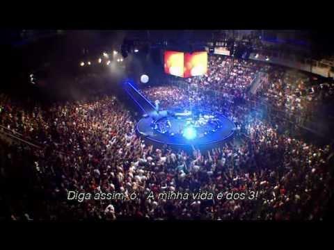 Thalles Roberto - Uma Hist�ria Escrita Pelo Dedo De Deus Completo DVD 2