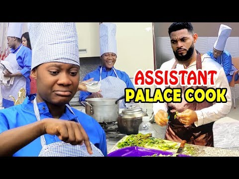 ASSISTANT PALACE COOK Full Season 1&2 - NEW MOVIE Mercy Johnson / Flash B 2020 Latest Nigerian Movie