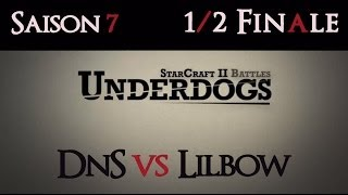 [S07E04] UnderDogs - DnS vs Lilbow - Map 1