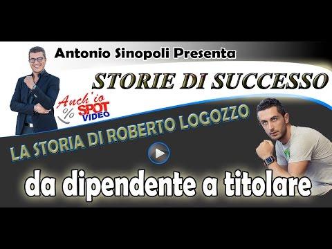 La storia di successo di Roberto Logozzo