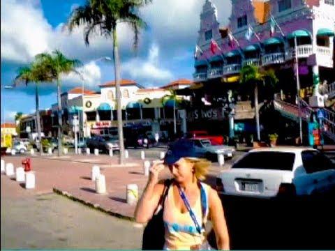 Aruba Port Tour