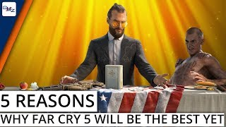 5 Reasons why you should play Far Cry 5