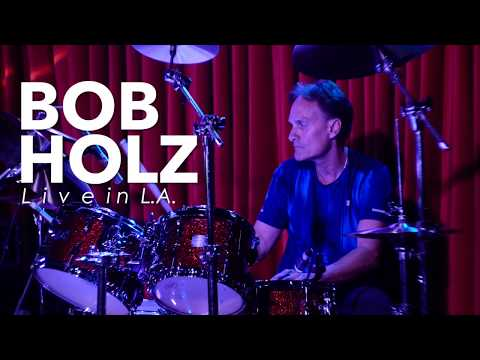 Bob Holz Live In L.A. ! online metal music video by BOB HOLZ