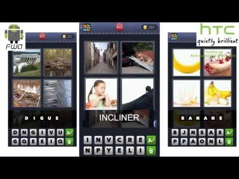 Images 1 Mot niveaux 466 à 495 - Apple & Android - Solutions Facile ...